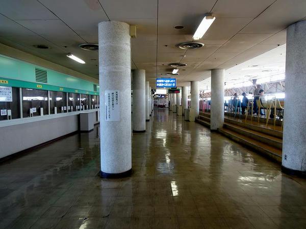 3階スタンド内(コース側)その3