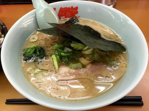 醤油ラーメン630円
