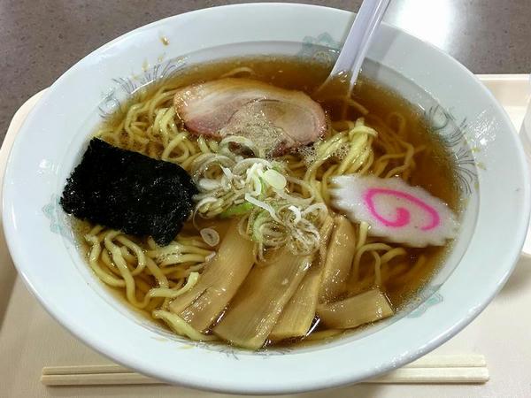 喜多方拉麺醤油 560円