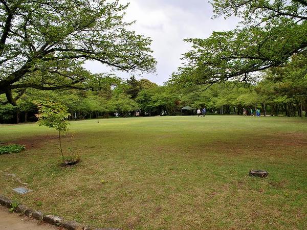 小竹藪広場