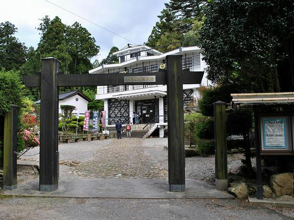 七尾城歴史資料館