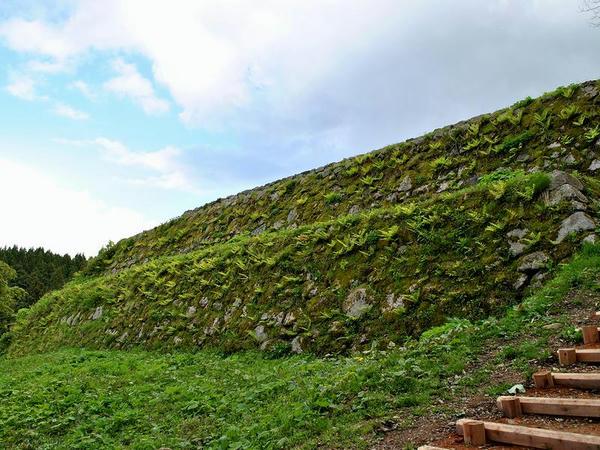 本丸石垣その2