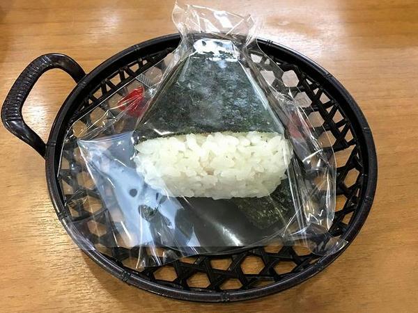 おにぎり(鮭) 130円