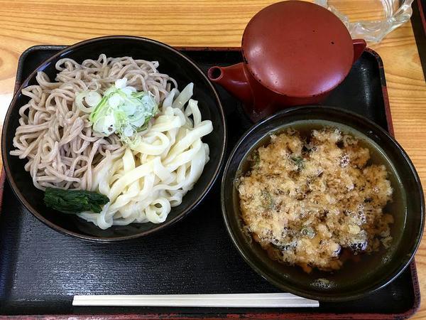 ひたし天ミックス(大盛) 870円