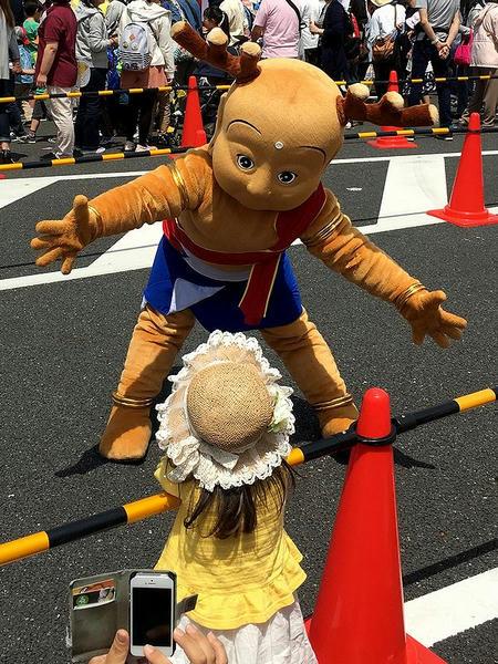 せんとくん(奈良県)さん