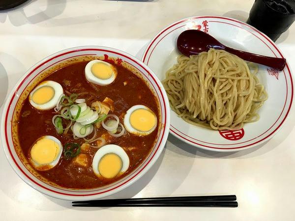 冷し蒙古卵麺 950円
