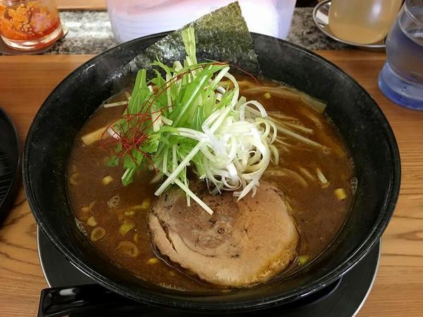 カレーラーメン(細麺) 850円