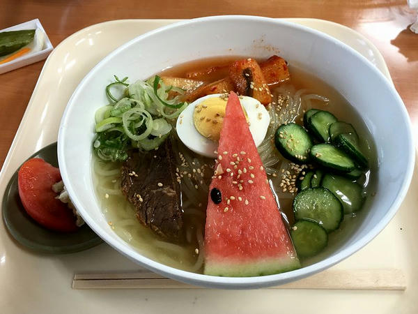 冷麺 700円