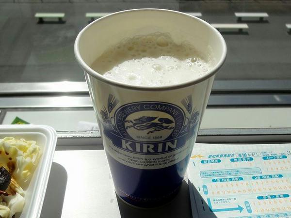 ビール(小瓶) 380円