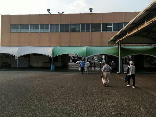 名古屋競馬場を後に