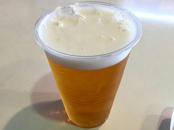 生ビール 600円