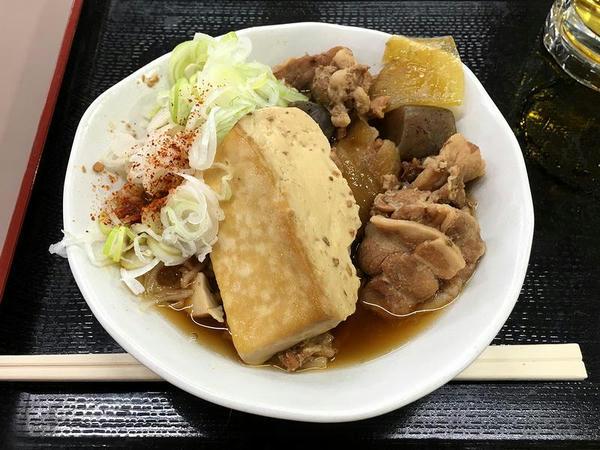 肉どうふ 370円