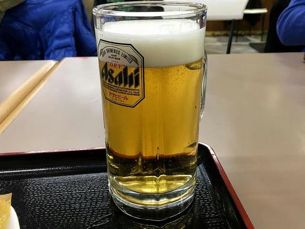 生ビール 410円