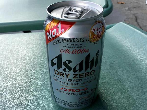 アサヒドライゼロ 180円