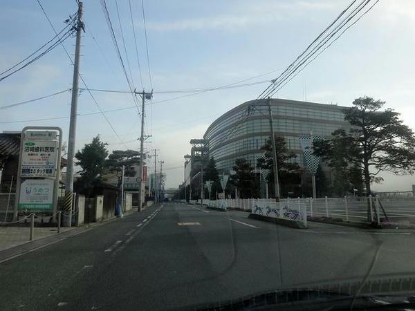 再び福島競馬場へ