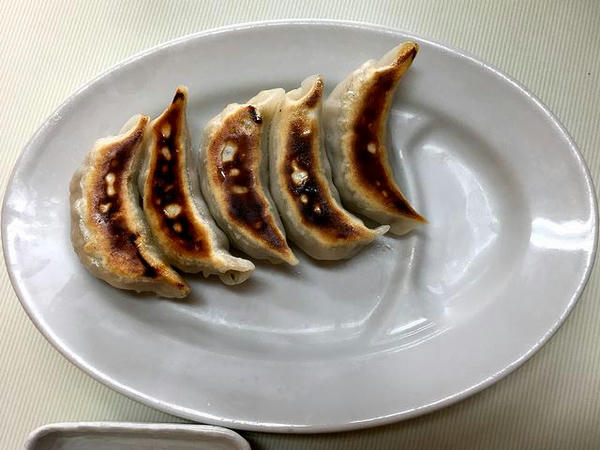 餃子(5個) 400円