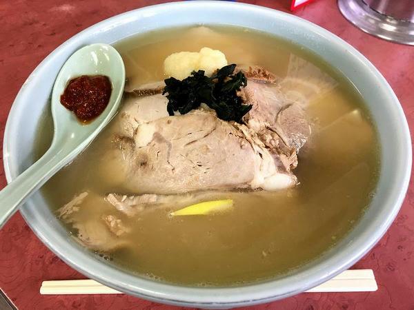 ネギチャーシュー麺(並) 880円