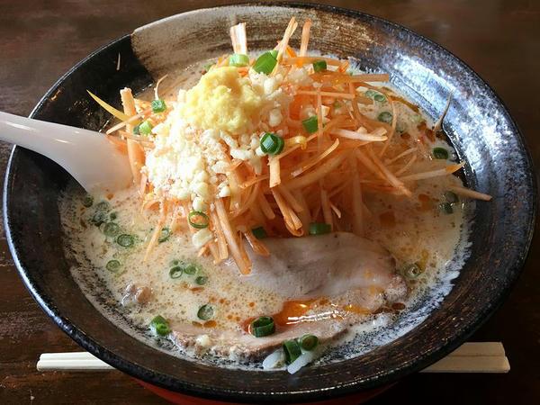 ピリ辛チーズ白味噌らーめん 920円