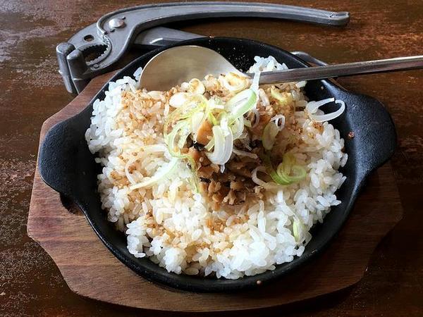 鉄焼き飯(小) 300円