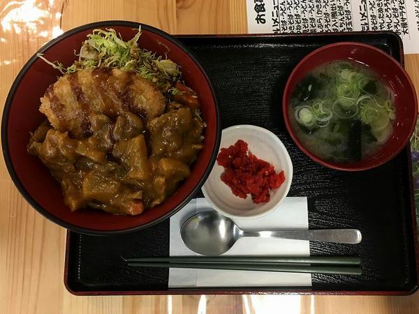 鹿コロ丼 800円