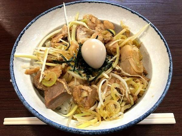 ネギチャーシュー丼 300円