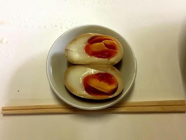 味付け玉子 100円