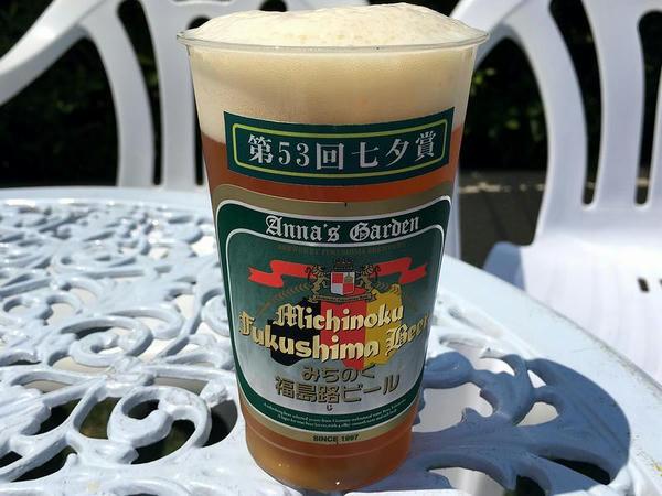 七夕ビール 600円