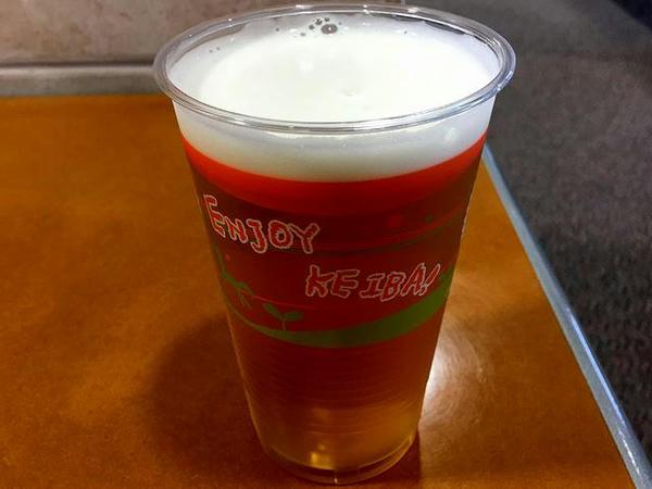 生ビール(中) 570円