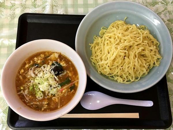 酸辣つけ麺 750円