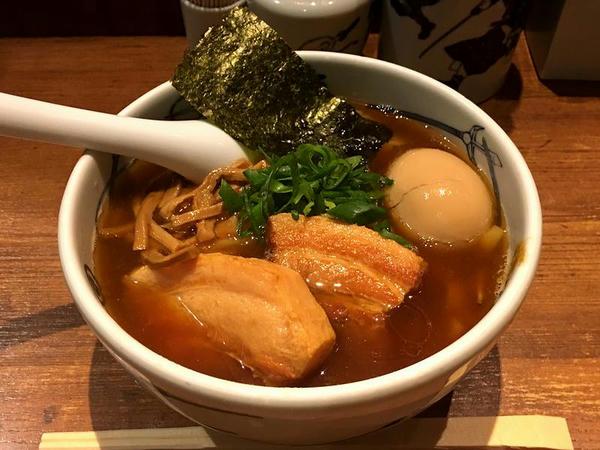 武蔵ら~麺 1150円