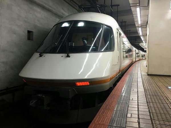 21000系電車「アーバンライナーplus」