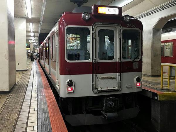2610系電車L/Cカー改造車
