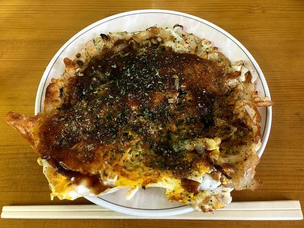 キャベツ焼き 300円