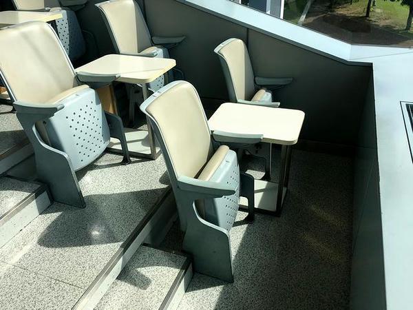 今回の席(B-1指定席)