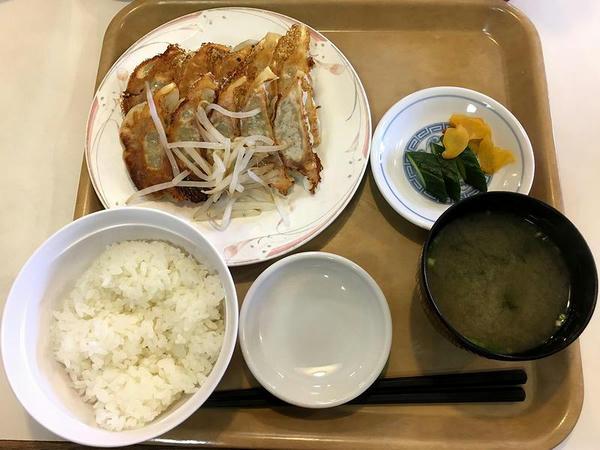 小定食(10コ) 760円