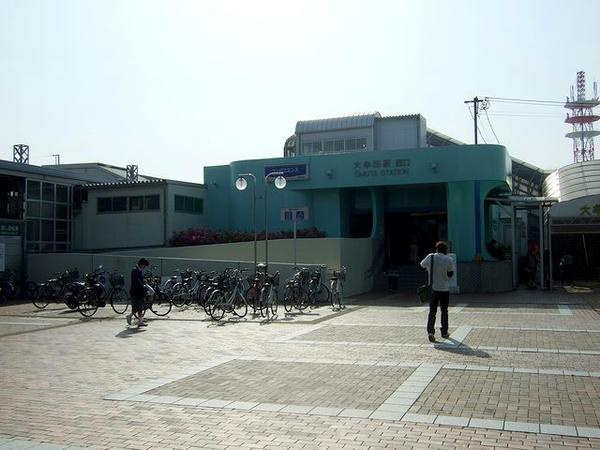 西鉄大牟田駅駅舎
