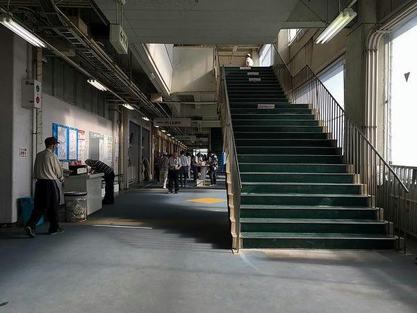 2階のWINS水沢
