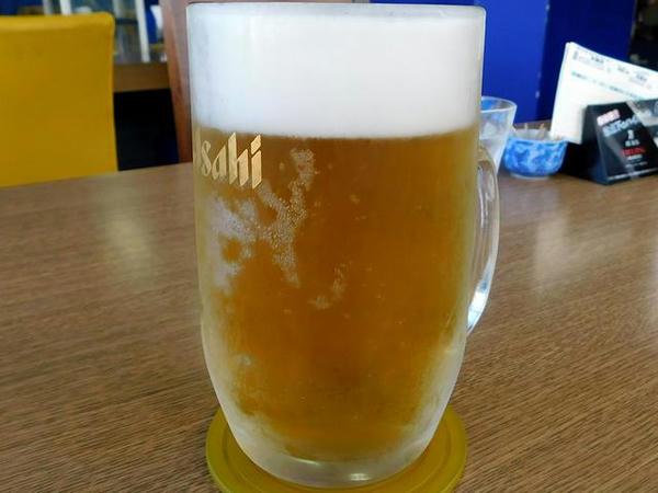 生ビール 620円