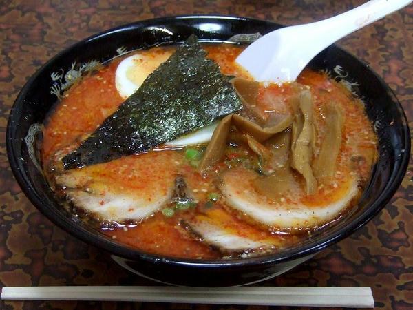 さむらい麺 1,050円