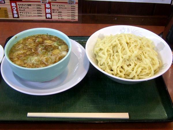 つけ麺(中盛・こってりスープ) 800円