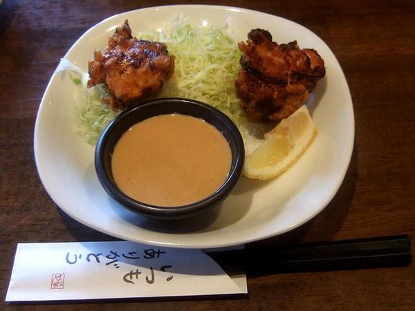 鶏の唐揚 147円 × 2個
