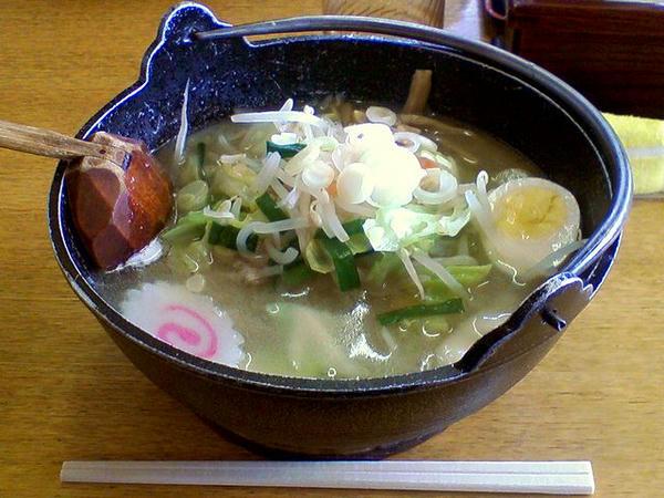タンメン 780円(デジカメ忘れてケータイにて撮影)