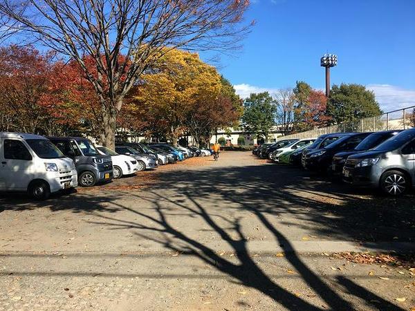 栃木県グリーンスタジアムサブグラウンド駐車場