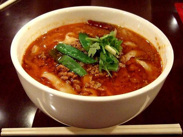マーラー麺 850円