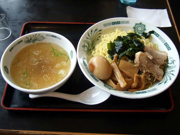 つけ麺(塩) 570円