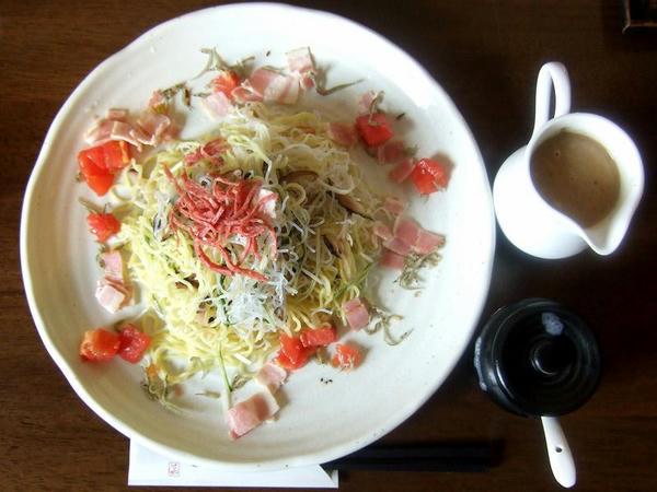 ふうふう涼麺(りゃんめん) 819円(ポイントカードにより無料)