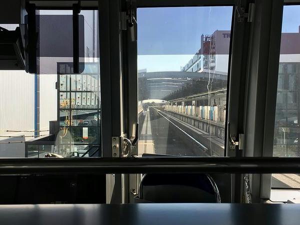 流通センター駅と東京流通センター