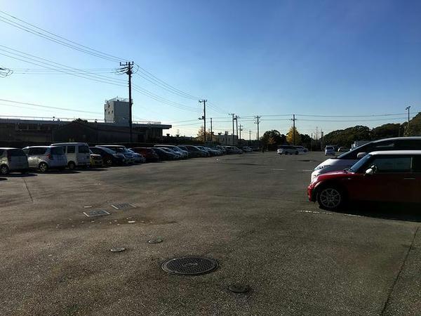 午前9時47分頃のA駐車場