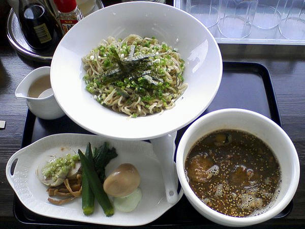 つけ麺徳川家康公(麺300g) 950円