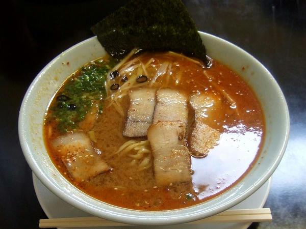 特製辛みそラーメン(中盛) 980円